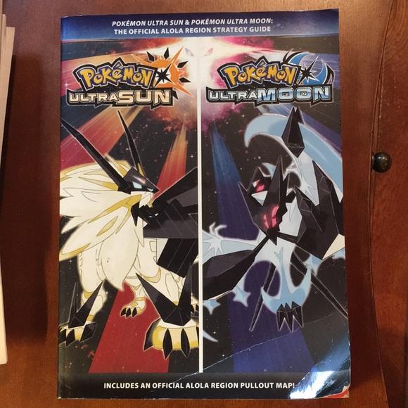 Pokémon ultra sun/ultra moon official Alola